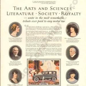 1920 Overland Advertisement #5