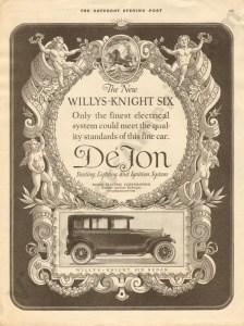 1925 Overland Advertisement #4