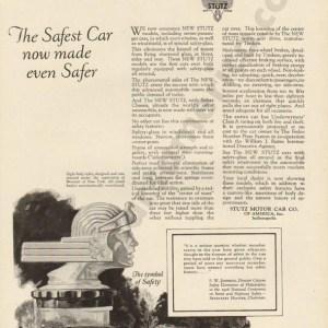 1926 Stutz Advertisement #10