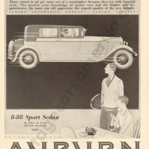 1927 Auburn Advertisement #15