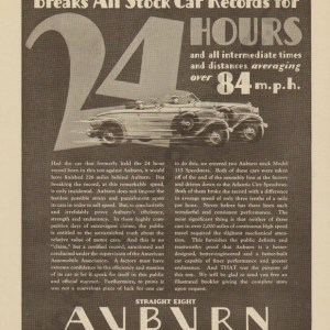 1928 Auburn Advertisement #14