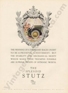 1928 Stutz Advertisement #4