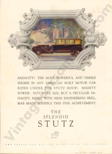 1928 Stutz Advertisement #1