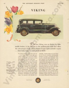 4/20/1929 Viking Advertisement