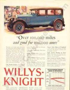 1929 Overland Advertisement #2