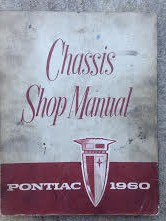 1960 Pontiac Shop Manual