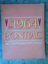 1964 Pontiac Shop Manual
