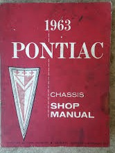 1963 Pontiac Shop Manual