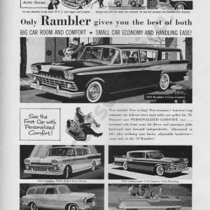 1959 Rambler Advertisement #2