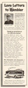 1965 Rambler Advertisement #3