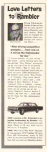 1965 Rambler Advertisement #5