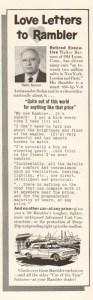 1965 Rambler Advertisement #6