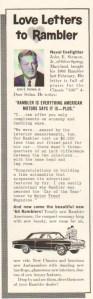 1965 Rambler Advertisement #8
