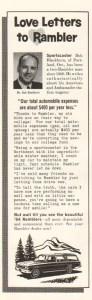 1965 Rambler Advertisement #9