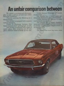 1968 American Motors Advertisement #2
