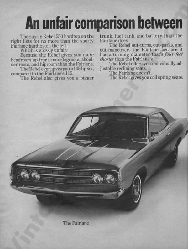 1968 American Motors Advertisement #3