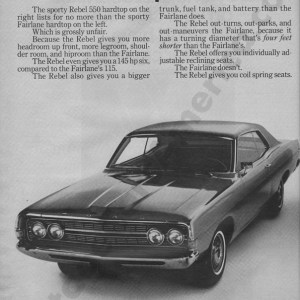 1968 American Motors Advertisement #3