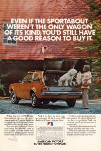 1972 American Motors Advertisement #6