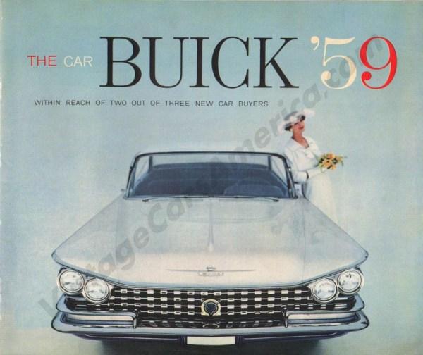 1959 Buick Brochure