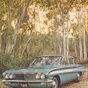 1961 Buick Special Brochure