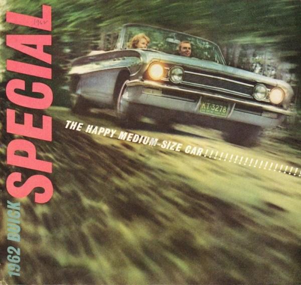 1962 Buick Special Brochure
