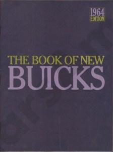 1964 Buick Brochure