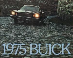 1975 Buick Brochure