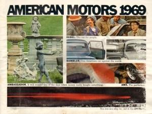 1969 American Motors Brochure