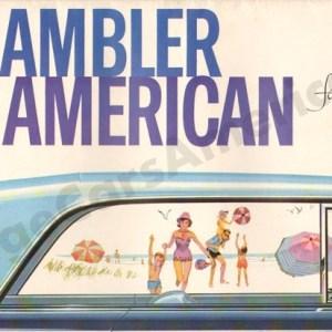 1963 Rambler American Brochure