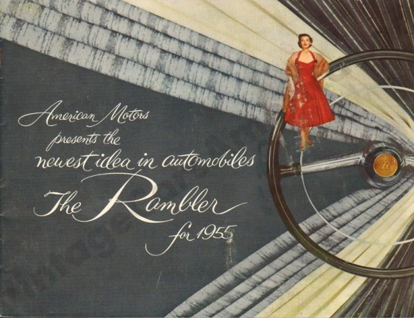 1955 Rambler 2 Brochure