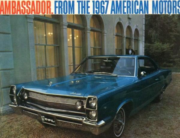 1967 Ambassador Brochure