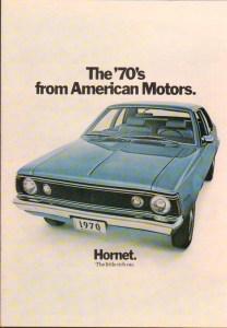 1970 American Motors Brochure