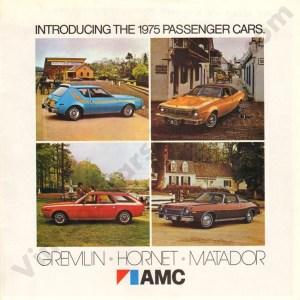 1975 American Motors Brochure