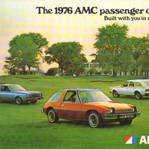 1976 American Motors Brochure