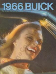 1966 Buick Brochure