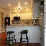 Bright White Farmhouse Style Inspired Kitchen In A Classic