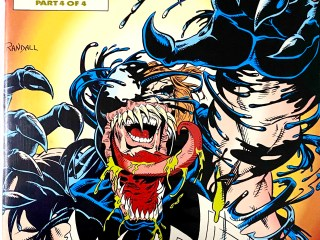 Venom - Separation Anxiety