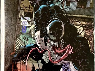 Venom - First Host