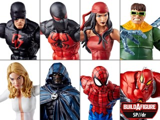 Spider-Man Legend Series BAF