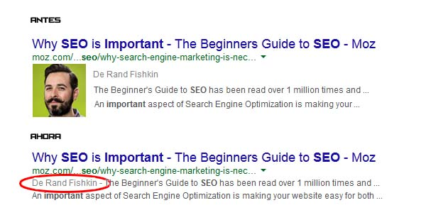 foto google authorship