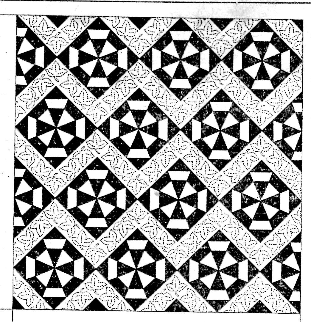 Leaf Quilt Pattern Archives Vintage Crafts And More