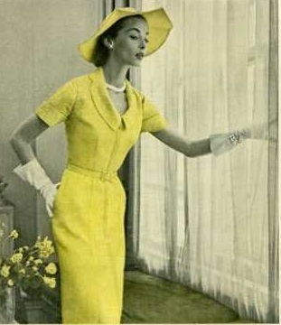 1950s Pencil Dresses Amp Wiggle Dress Styles