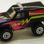 Offshore Superfast 50 E 8 Chevy Blazer Black Pink Yellow Tampo Made In Thailand