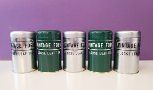 product image of health and wellness tea collection