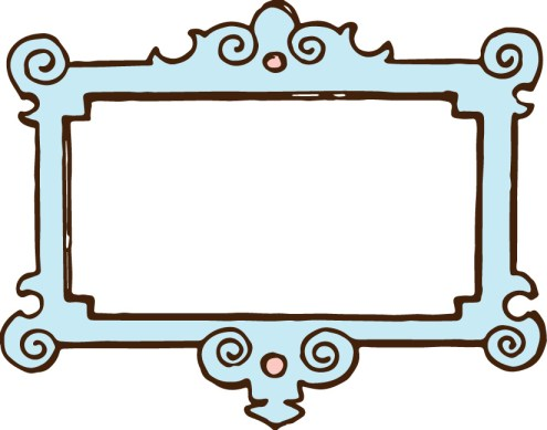 vgosn_vintage_frame_border_clipart_colored_1
