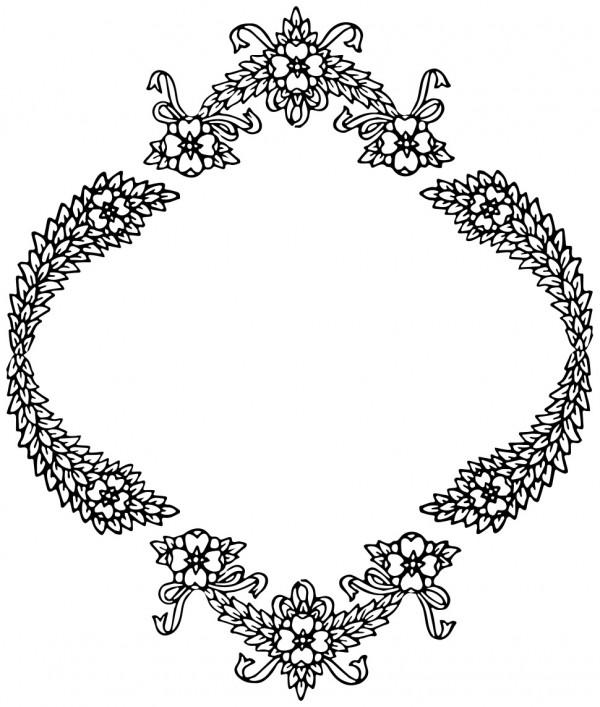 vgosn_vintage_floral_wreath_clipart_image