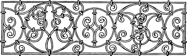 vgosn_vintage_wrought_iron_scroll_work_clip_art