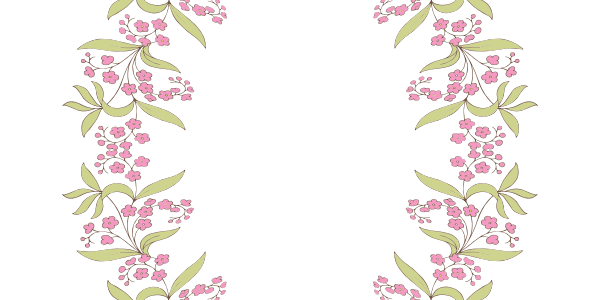 Free Stock Vector Vintage Floral Frame Borders Clip Art Images