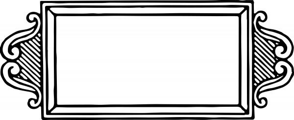 Vintage Frame Border Design Download R