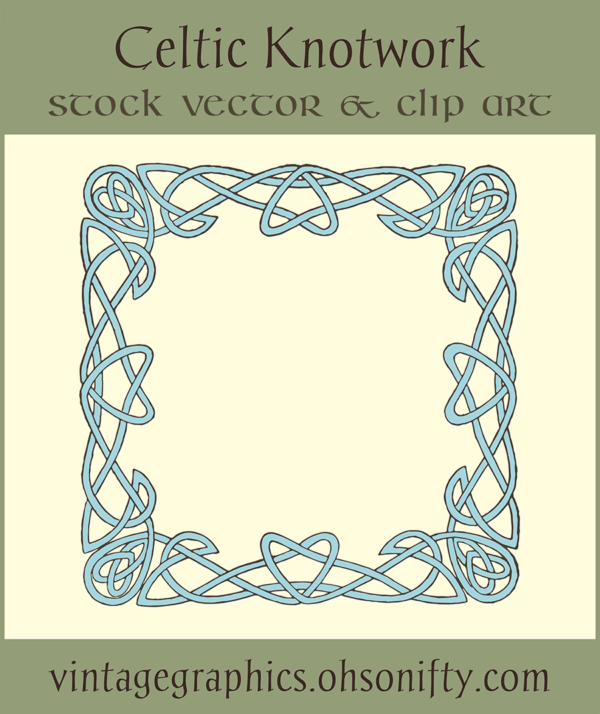 Royalty Free Images, Celtic Knotwork